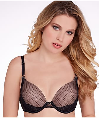 Lily of France Ego Boost Lace Push-Up T-Shirt Bra
