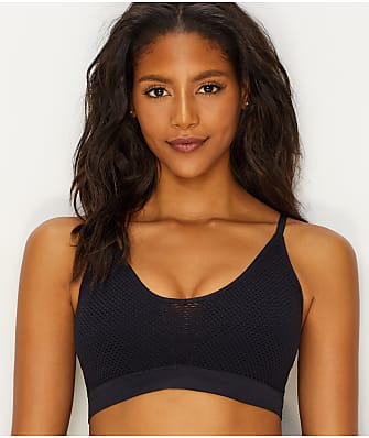 5db7397863271 Lily of France Seamless Bralette 2-Pack