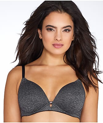 Lily of France Your Perfect Lift Convertible Wire-Free Bra