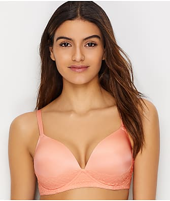 Lily of France Your Perfect Lift Convertible Wire-Free T-Shirt Bra