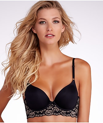 Lily of France Sensational Midline Push-Up Bra