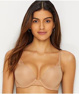 Lily of France Sensational Lace Convertible Push-Up Bra