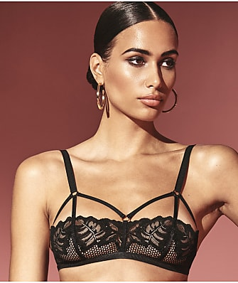 Bracli London Cage Net Lace Bra