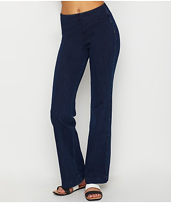014077c06b6 Lyssé Medium Control Denim Trouser Pants