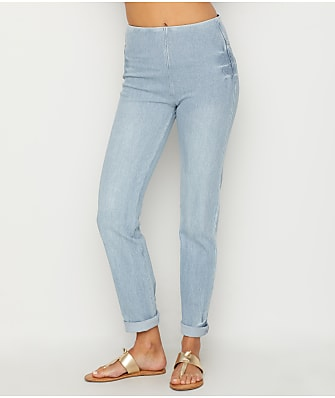 Lyssé Medium Control Boyfriend Denim Leggings