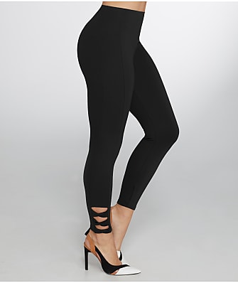 Lyssé Twist Medium Control Ponte Knit Leggings