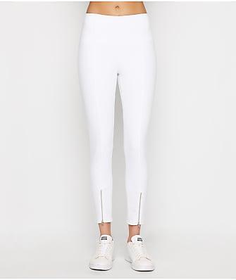Lyssé Medium Control Front Zip Denim Leggings