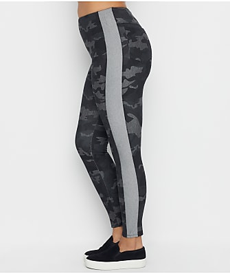 Lyssé Medium Control Greenwich Camo Denim Leggings