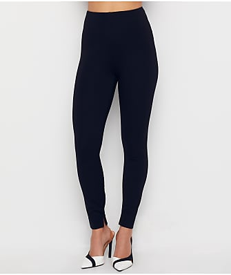Lyssé Medium Control Ponte Fennel Ankle Slit Leggings