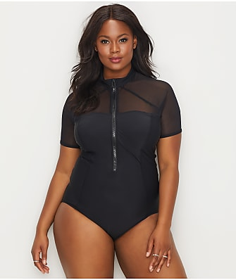 Magicsuit Plus Size Kylie Wire-Free One-Piece