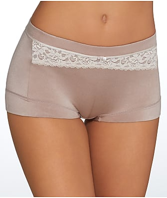 Maidenform Simply Heaven Lace Trim Boyshort