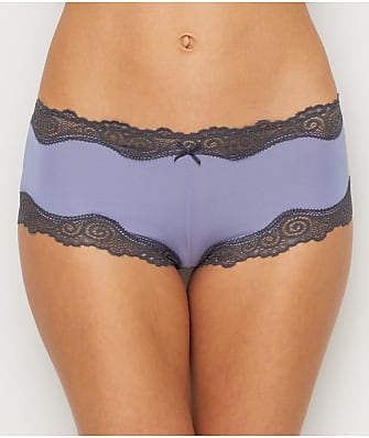Maidenform Modal Cheeky Lace Hipster
