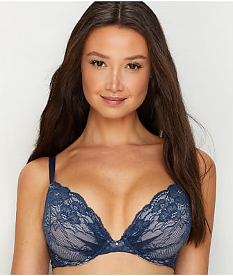 Maidenform Comfort Devotion® Plunge Push-Up Bra