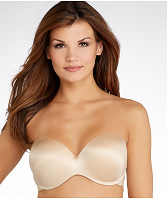 Maidenform Live in Luxe  Extra Coverage Strapless Bra