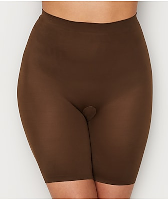 Maidenform Cover Your Bases Firm Control Mid Thigh Shaper