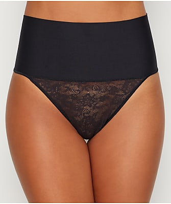 228ba25954f0d Maidenform Tame Your Tummy Lace Thong