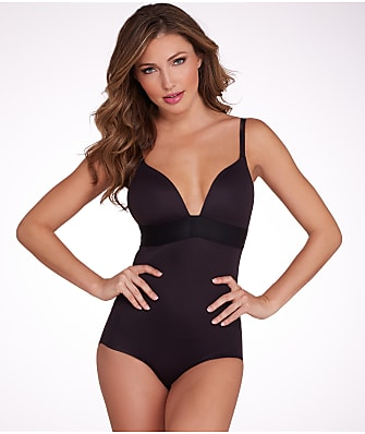 Maidenform Plunge Firm Control Convertible Bodysuit