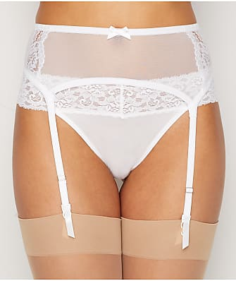 Maidenform Floral Lace Garter Belt