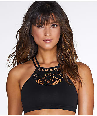 Maidenform High Neck Seamless Bralette