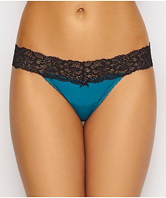 Maidenform Sexy Must Have Lace Thong