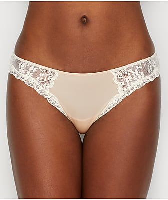 Maidenform One Fab Fit® Lace Thong