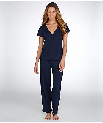Maidenform Knit Pajama Set