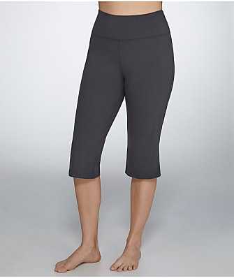 Marika Curves High Rise Slimming Capri Plus Size