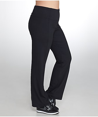 Marika Curves Plus Size High Rise Slimming Athletic Pants