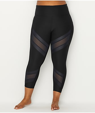 Marika Curves Plus Size Lux Ankle Leggings