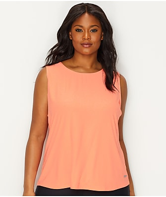 Marika Curves Plus Size Crossover Tank
