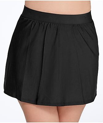 Miraclesuit Plus Size Skirted Bikini Bottom