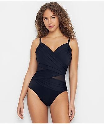 Miraclesuit Must Have Mystify Underwire One-Piece DDD-Cups