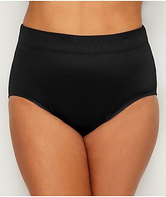 Miraclesuit Plus Size Solid Swim Bottom