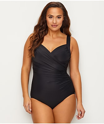Miraclesuit Plus Size Sanibel One-Piece