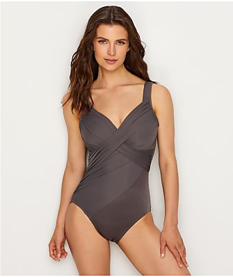 Miraclesuit Rock Solid Revele Underwire One-Piece