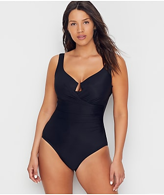 Miraclesuit Must Haves Escape Underwire One-Piece
