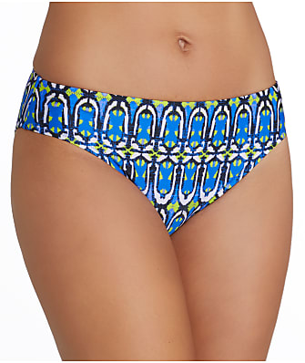 Miss Mandalay Azura Deep Bikini Bottom