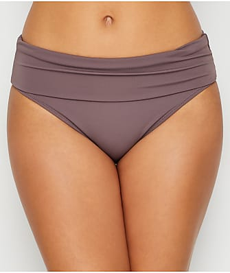 Miss Mandalay Boudoir Beach Fold-Over Bikini Bottom