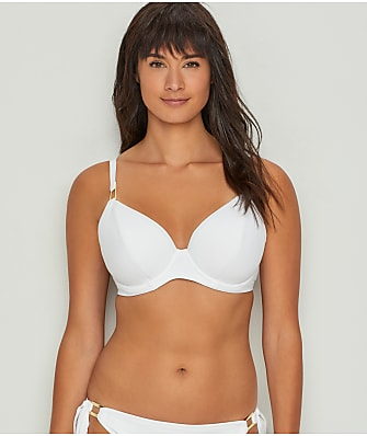 Miss Mandalay Boudoir Beach Plunge Bikini Top