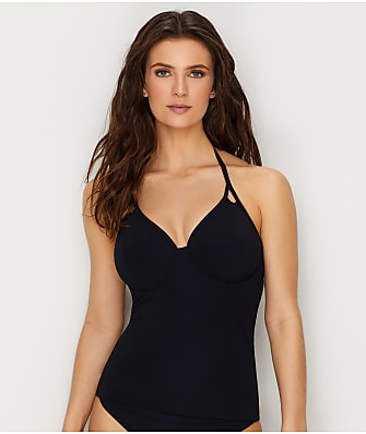 Miss Mandalay Icon Plunge Tankini Top