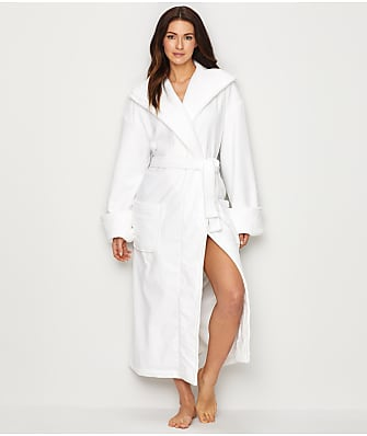 Monarch Cypress Cotton Terry-Lined Hooded Robe
