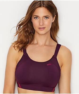 Brooks Jubralee High Impact Wire-Free Sports Bra