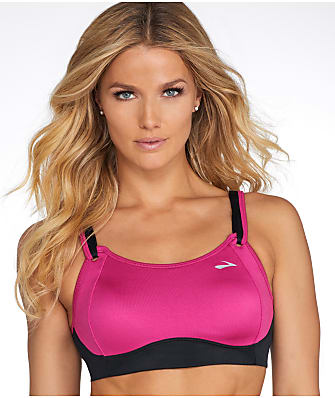 Brooks Fiona Wire-Free Sports Bra