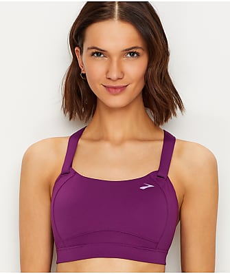 Brooks Juno High Impact Wire-Free Sports Bra