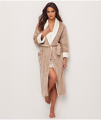 N Natori Fleece Robe
