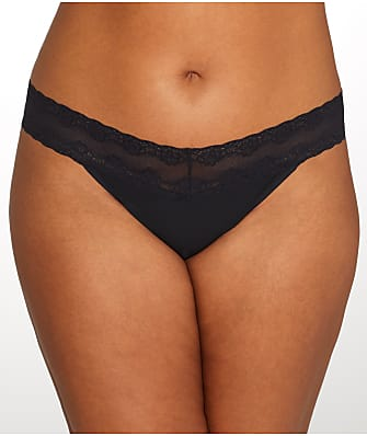Natori Plus Size Bliss Perfection Thong
