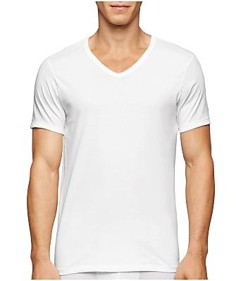 Calvin Klein Slim Fit Cotton T-Shirt 3-Pack