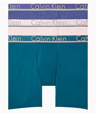 Calvin Klein Comfort Microfiber Boxer Brief 3-Pack