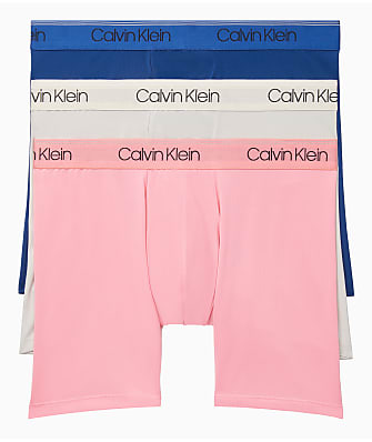 Calvin Klein Micro Stretch Low Rise Boxer Brief 3-Pack
