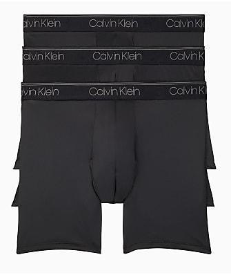 Calvin Klein Micro Stretch Low Rise Boxer Brief 3-Pack